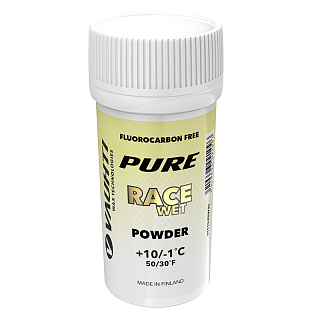 Порошок без фтора VAUHTI PURE RACE WET